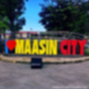 Maasin City on Philippines.
