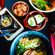 One of our favorite Ramen places in Gothenburg, Sweden. Home-made noodles and great Ramendishes on the menu.