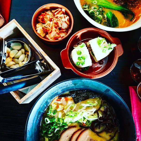 Dinner at Ramen-Ya