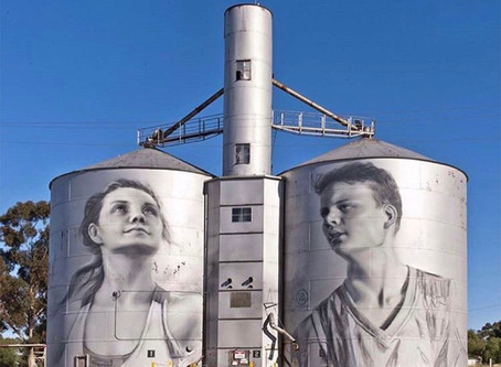 The Silo Art Trail