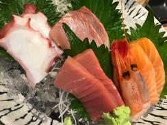 Sashimi of Shinsen Fish Market