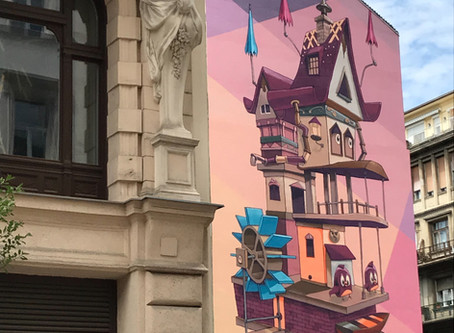 Top Guide to Street Art and Murals in Budapest you must see!