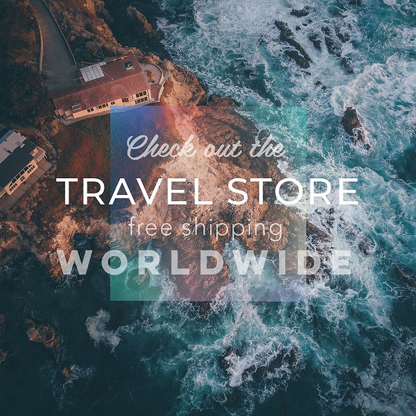 Travel store near me? This is the closest Travel Store you'll find today! Check out the Travel Store