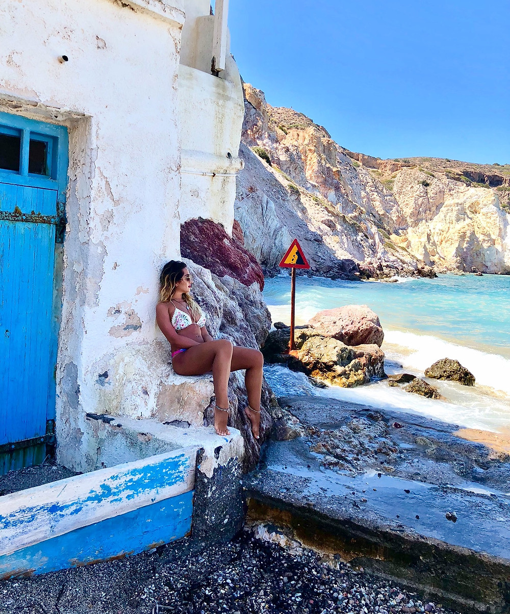 Secret Beaches of Greece and other Travel Tips here!