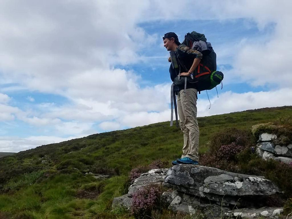 What is Hillwalking anyway? In Scotland you don't have high mountains - you have hills! That's why it's called Hillwalkimng. Follow on a magic journey through the Scottish Highlands, the hill walking way!