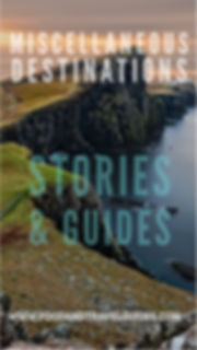 Find Stories and Guides online at Food and Travel Guides