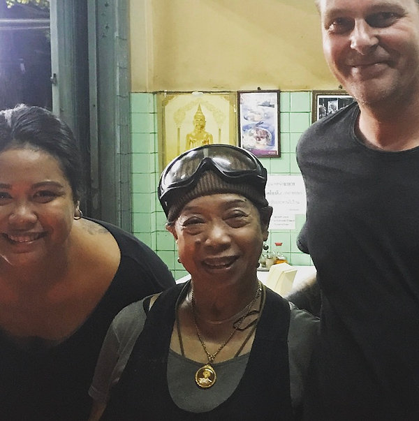 Jay Fai - the Queen of Streetfood in Bangkok
