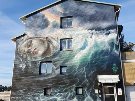 Artscape Saga Street Art Sweden