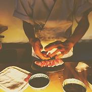 Chef Arwen Chau from Koizen Omakase Room, Gothenburg, Sweden