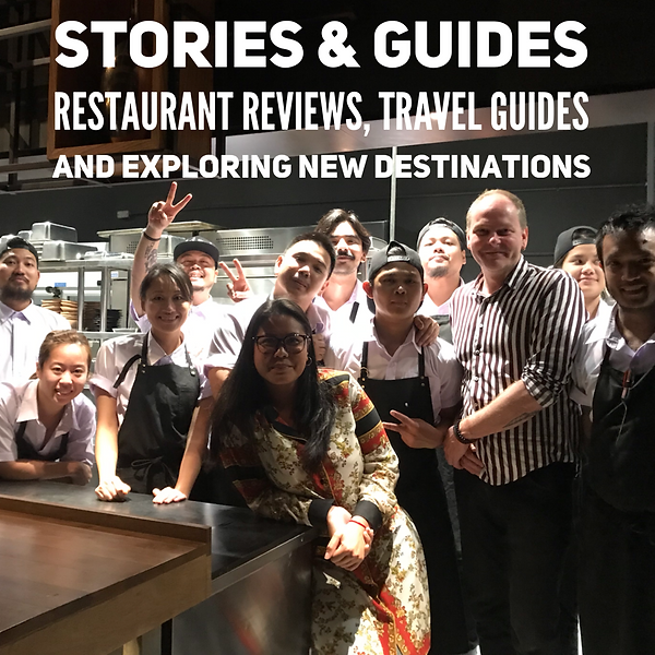 Check out Sticks & Spoons Stories & Guides to get Restaurant Reviews, Travel Guides and Exploring New Destinations together with us! Food Travel and Eating Out is one of our reasons to Travel. We love discovering new cuisines, new kitchens and new food. Lets Travel for Food and spice it up with some of our Best Travel Tips and Trvel Hacks!