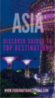 Discover Guides to Top Destinations on Food and Travel Guides!
