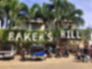 Bakers Hill, Philippines.
