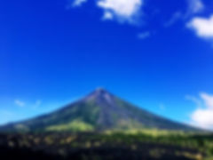 Mayon Vulcano on the Philippines. Get your Travel Inspiration at Food an Travel Guides from Top Food Bloggers and Top Travel Bloggers from all over the World.