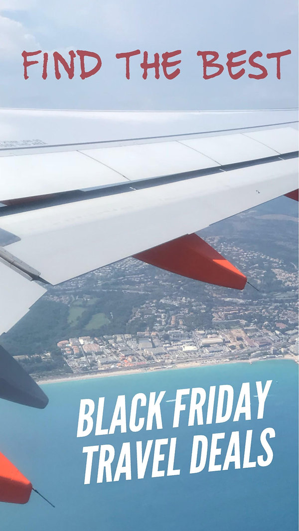 Black Friday Trvel Deals on On-top Travel Shop! Find Flights, hotels, tours and trips at huge discounts from our Travel Partners! Compare Cheap Flight Tickets, Best Accommodation and start Your Trave Planning here!