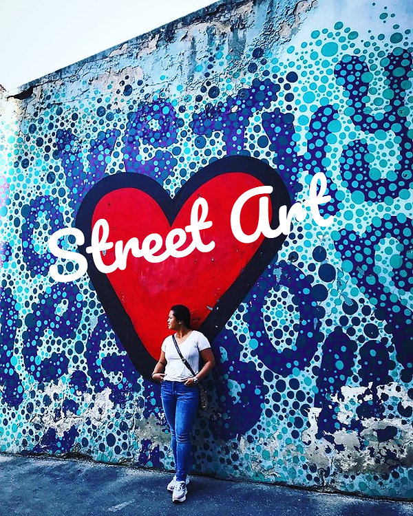 Street Art Guide to Murals, Graffiti, Paste Up's and other Street Art from all over the World. Art belong to the People. Art belongs in the Street. Welcome to Sticks & Spoons Street Art Guide!
