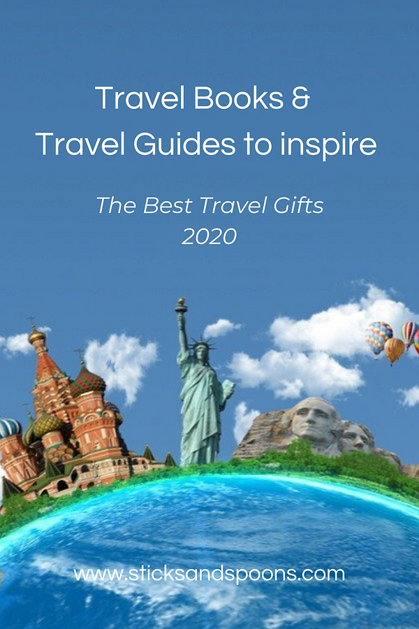 Travel Books & Travel Guides to inspire.