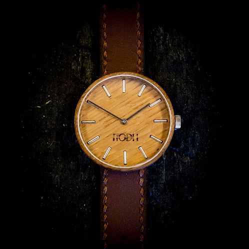 Heritage - Brown Leather