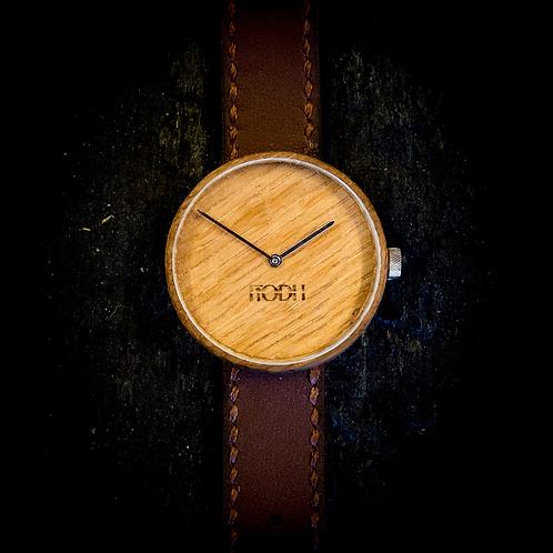 Highlander - Brown Leather