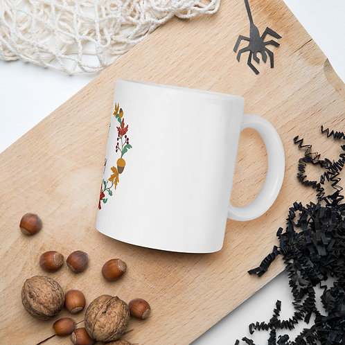 Autumnal cosy mug