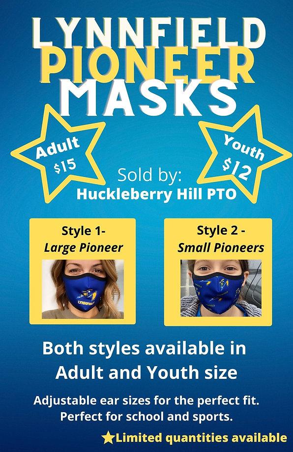 Lynnfield pioneer Masks.jpg