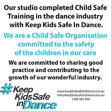 Child Safe Certification