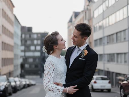 Urbaanit häät Helsingissä / S & J