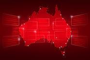 Australia Map World Map News Communicati