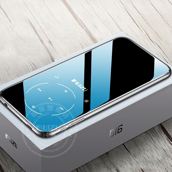Bluetooth MP3 Player Built-In Speaker Radio Voice Recorder Portable Video Player