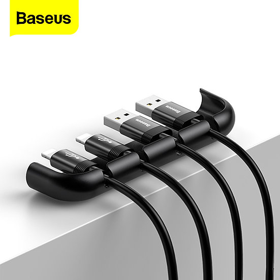 Baseus USB Cable Organizer Management for iPhone XS Max XR X