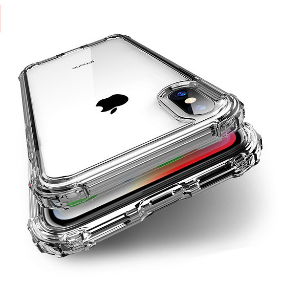 CAPSSICUM Soft Anti-Knock Case for iPhone Shockproof
