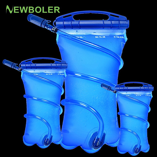 Water Bladder Bag Water Hydration Pack 1L 1.5L 2L 3L Storage Bag BPA Free