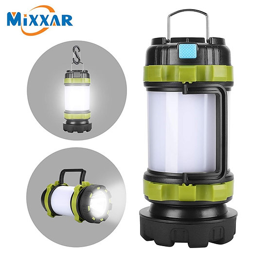Portable LED Light USB Rechargeable Waterproof