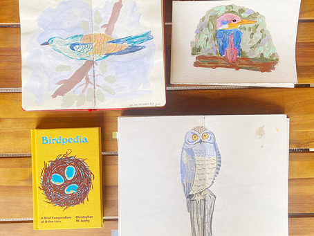 Birdpedia | Book Review