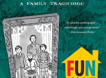 BOOK REVIEW OF FUN HOME