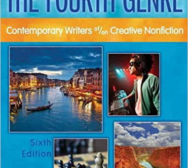 THE FOURTH GENRE BOOK REVIEW
