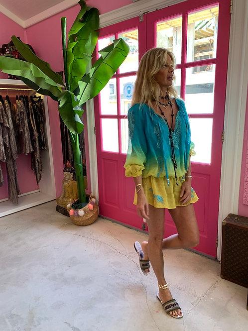 Romaine Dress Linen - 7 Colors Available