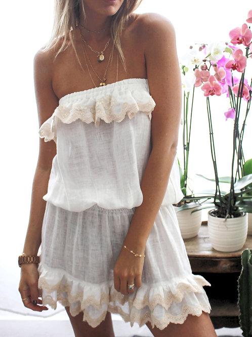 Kanelle Dress Linen - 6 colors available