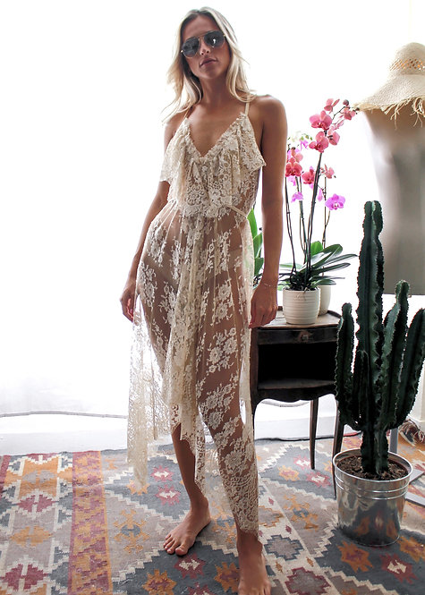 Killa Dress French Lace - 4 colors available