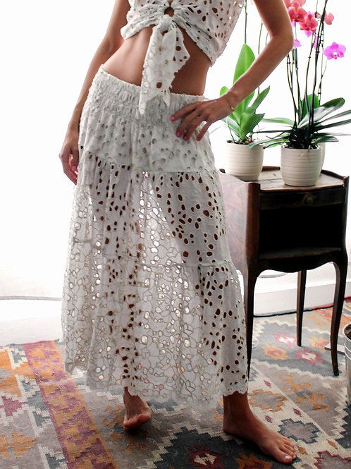 Koko Skirt Guipure - 2 colors available