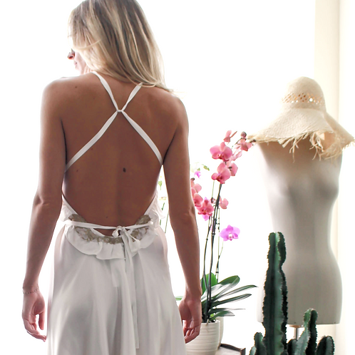 Killa Dress Satin Silk - 3 colors available