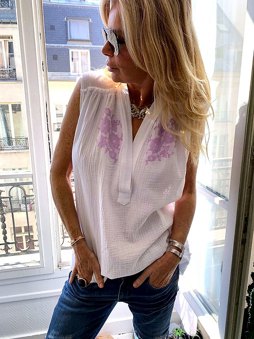 Muse Top Cotton Gas - 3 Colors Available