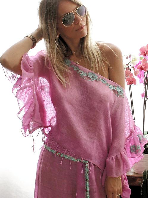 Top Kool Linen & lace 6 colours available