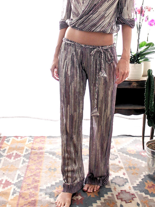 Kode Pants Honey Shiny