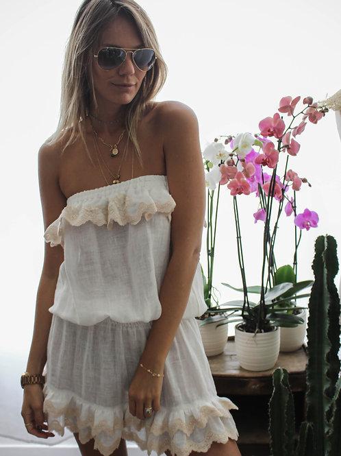 Kanelle Dress Linen