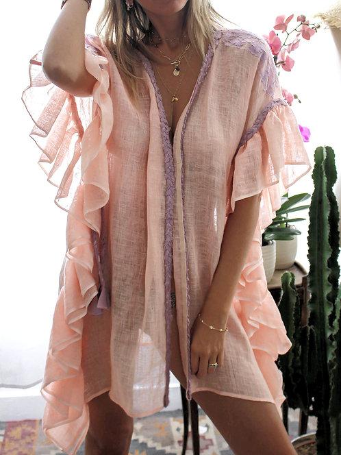 Kill Short Vest Linen - 5 colors available
