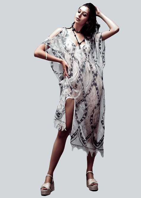 Jirma Long Dress Lace - 2 Colors Available