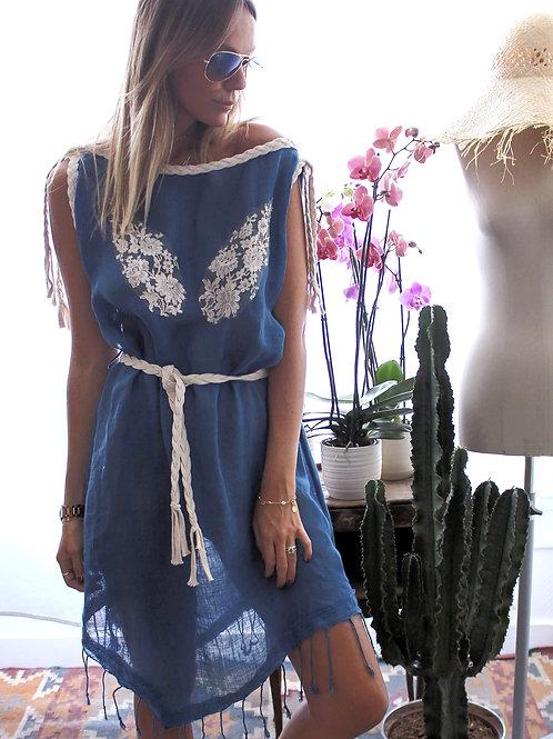 Ludivine Dress Linen - 6 colors available