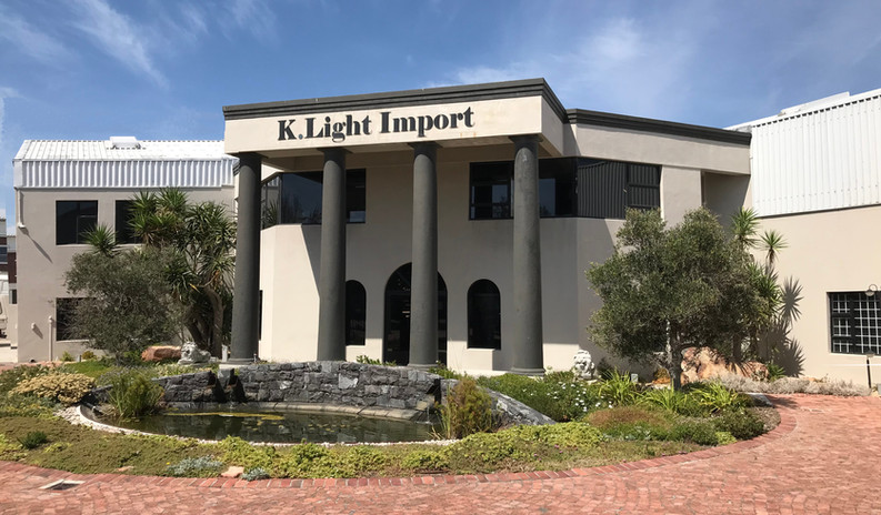 K-Light Import. Warehouse and Offices
