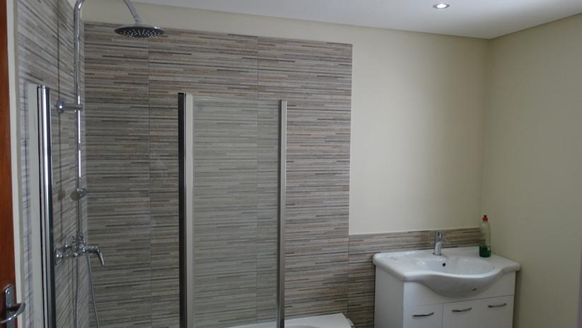 Main bathrom renovated