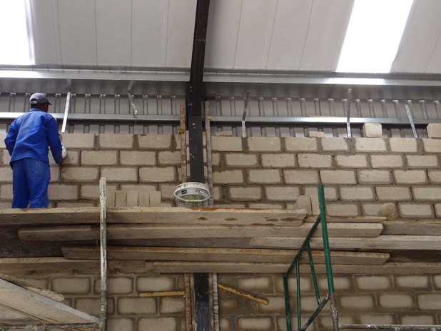 Building warehouse